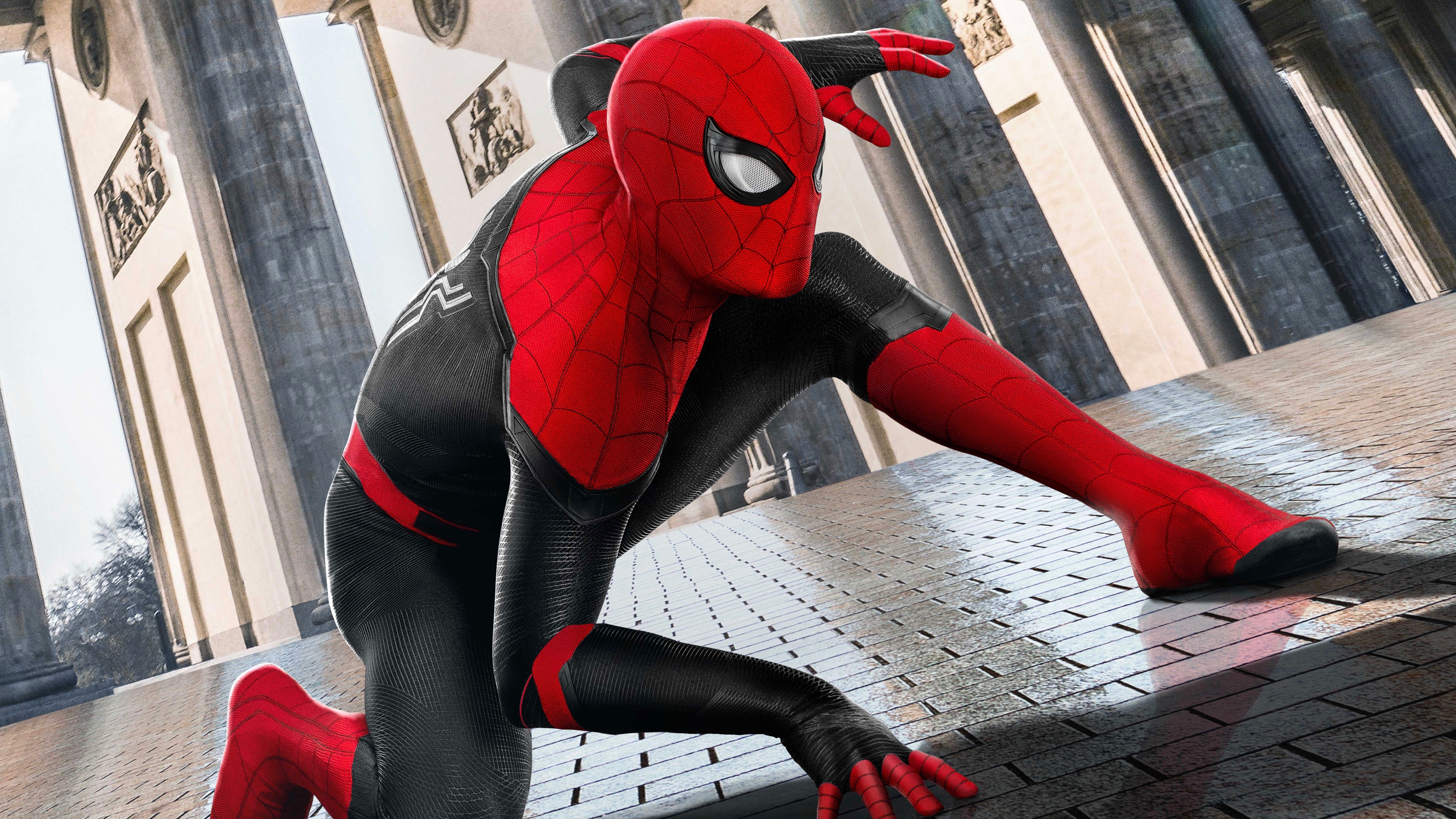 Spider Man Far From Home 5k Retina Ultra Hd Wallpaper