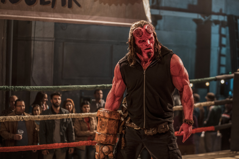Hellboy (2019) HD Wallpaper | Background Image | 3000x2000 | ID ...