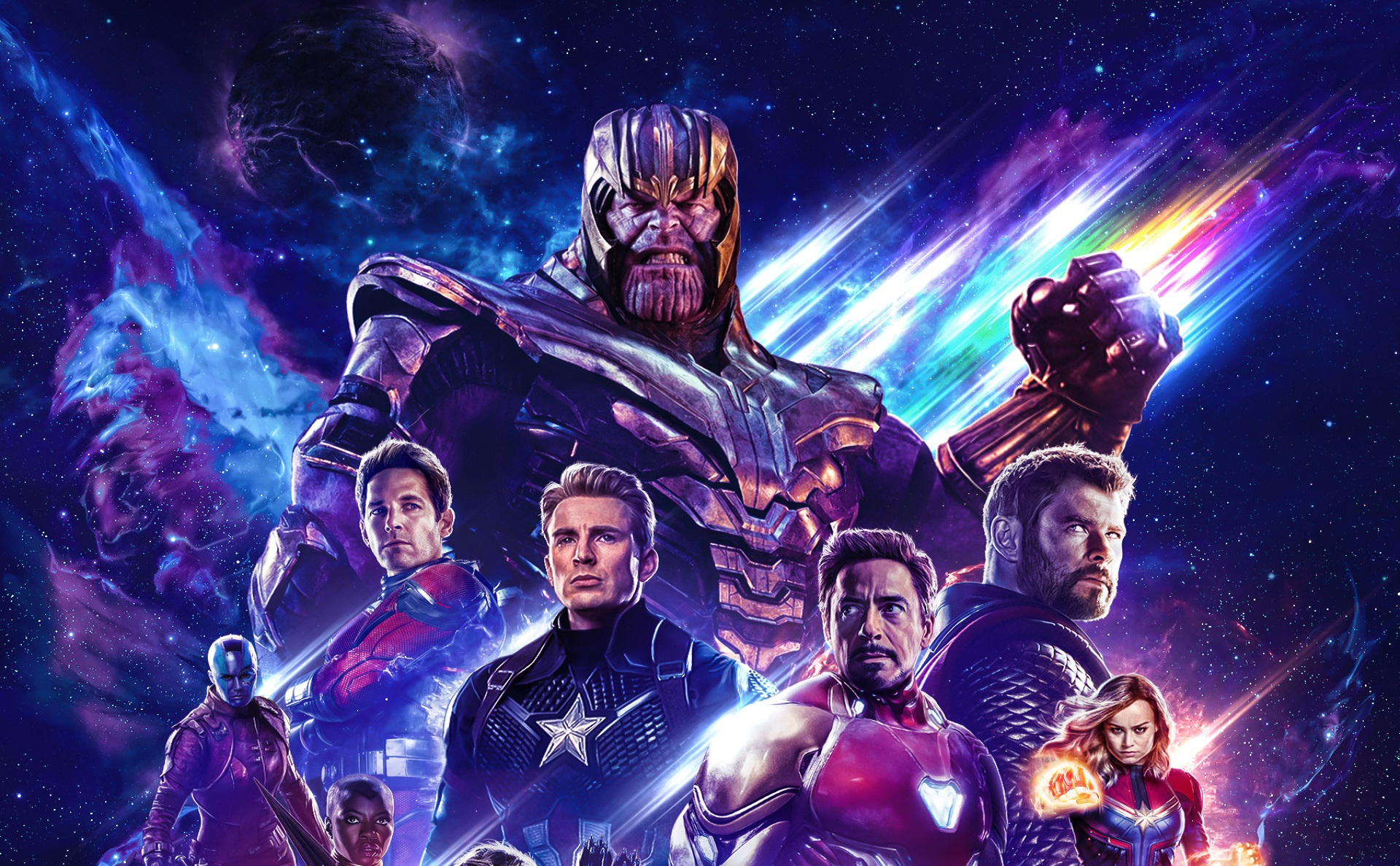 Avengers Endgame Hd Wallpaper Background Image 1920x1187