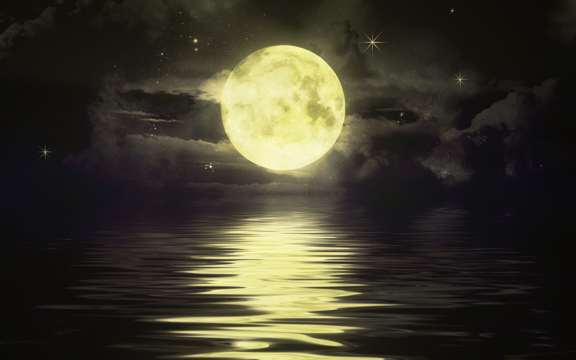Artistic - Nature  Mass Effect Moonlight Naruto Wallpaper
