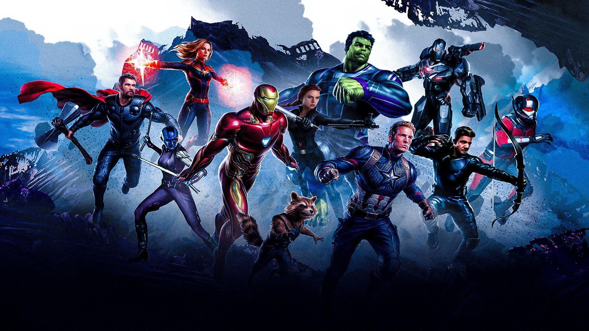 Avengers Endgame Hd Wallpaper Background Image 1920x1080 Id