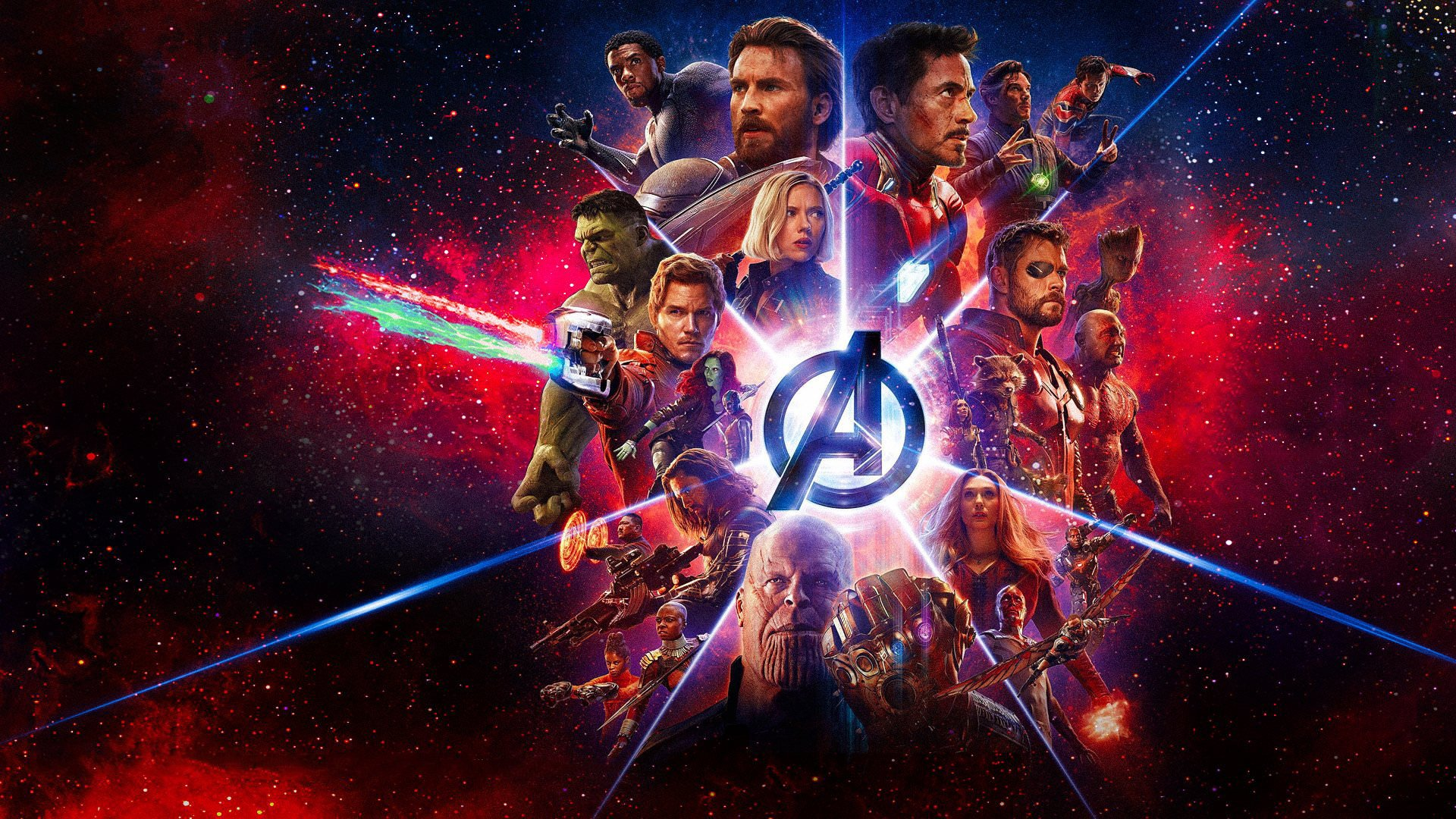Avengers Infinity War Hd Wallpaper Background Image 1920x1080