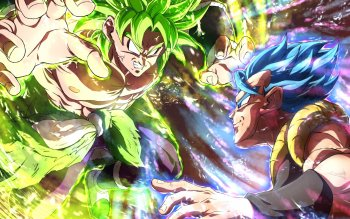 194 Dragon Ball Super Broly Hd Wallpapers Background