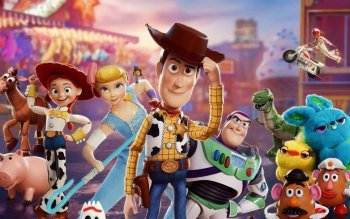 36 Toy Story 4 Hd Wallpapers Background Images Wallpaper