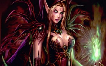 Videojuego - World Of Warcraft Wallpapers and Backgrounds ID : 100307