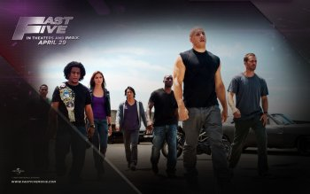 Movie - Fast Five Wallpapers and Backgrounds ID : 100347
