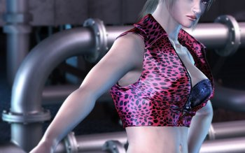 Video Game - Tekken Tag Tournament Wallpapers and Backgrounds ID : 100639