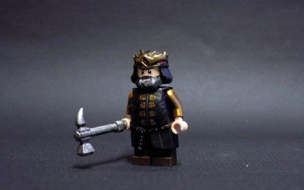 Products Lego Robert Baratheon HD Wallpaper   Background Image