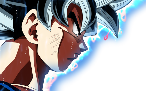 Anime Dragon Ball Super Dragon Ball Goku Ultra Instinct HD Wallpaper | Background Image
