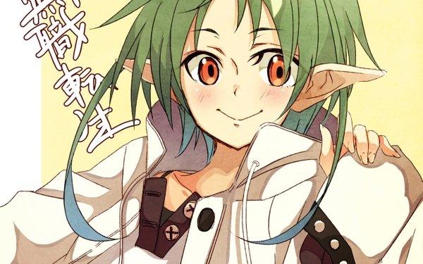 Anime Mushoku Tensei: Jobless Reincarnation Sylphiette HD Wallpaper   Background Image