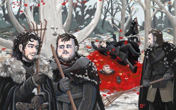 TV Show Game Of Thrones Jon Snow Samwell Tarly Grenn Dolorous Edd HD Wallpaper | Background Image
