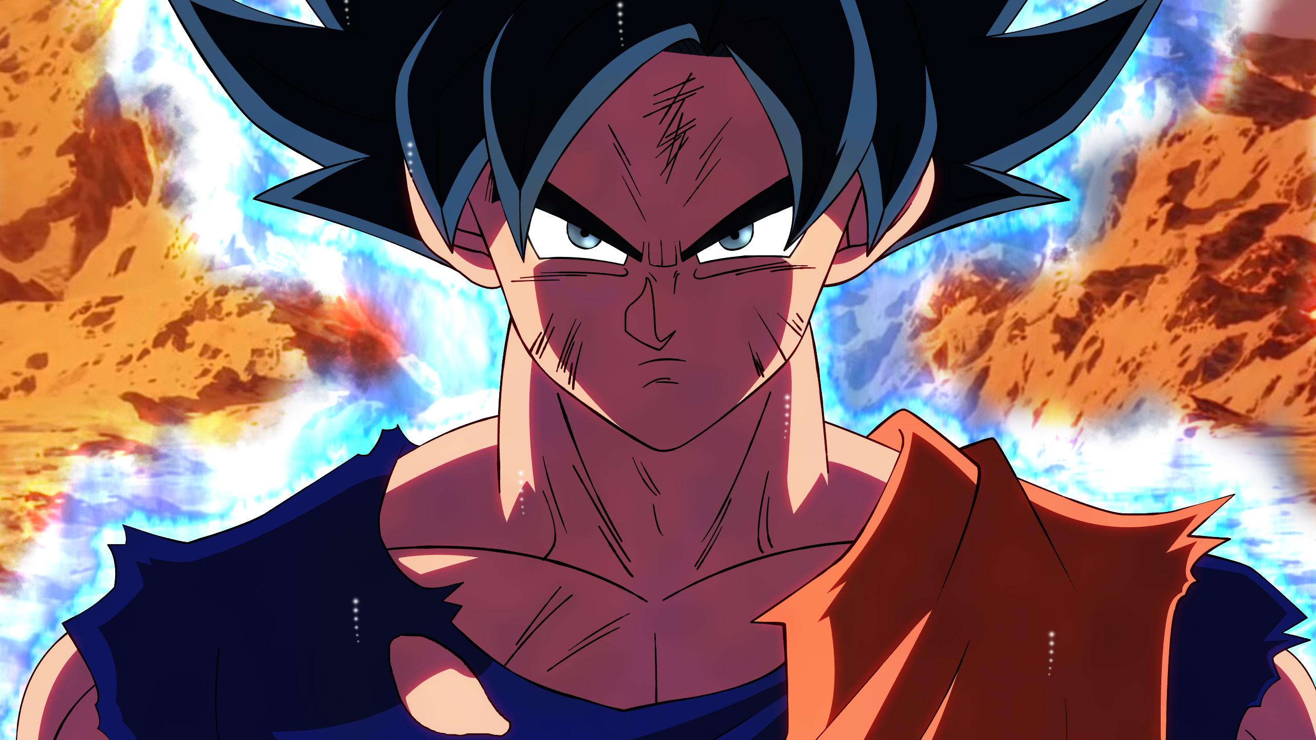 Goku Hd Wallpaper Background Image 2560x1440 Id 1016967 Wallpaper Abyss