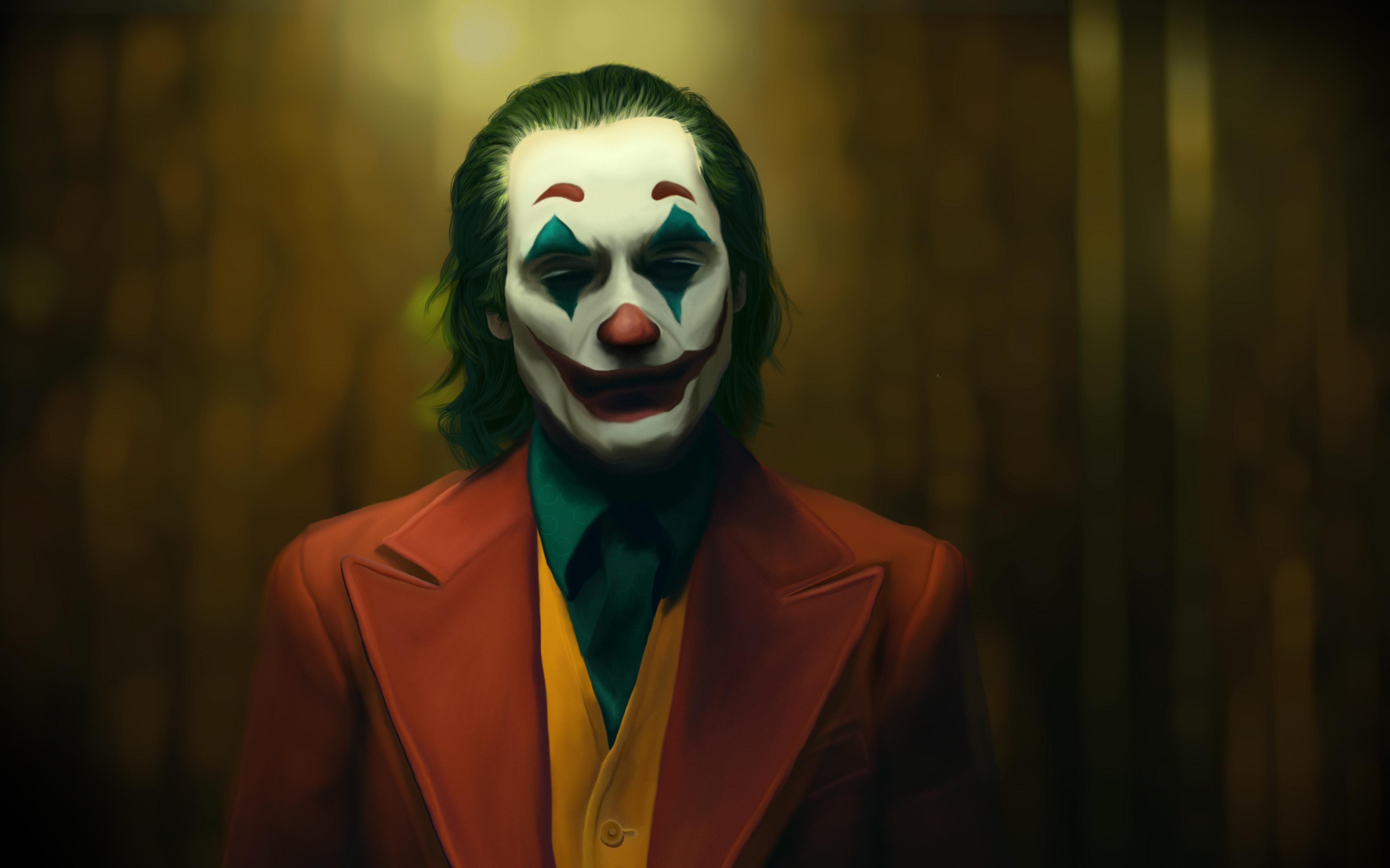 Joker 4k Ultra Hd Wallpaper Background Image 3840x2400