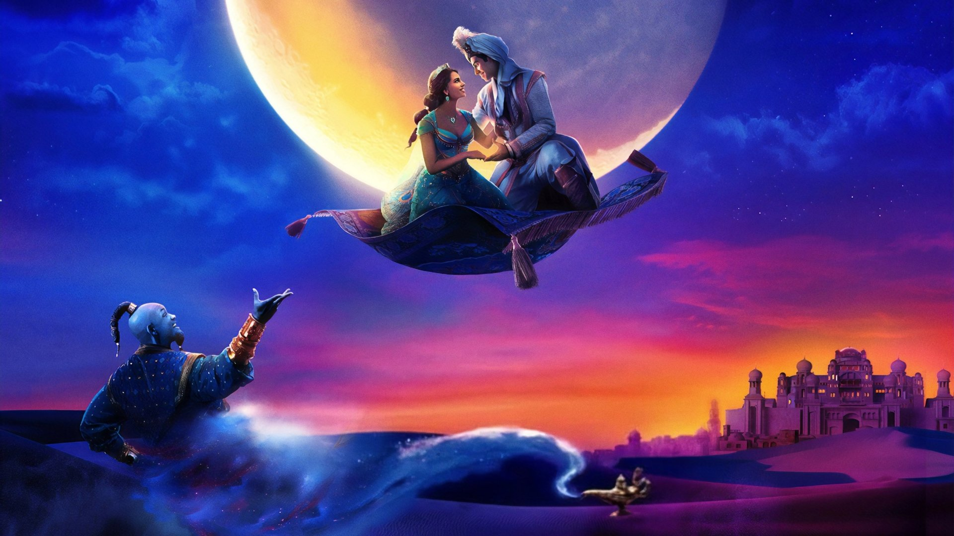 27 Aladdin 2019 Hd Wallpapers Background Images