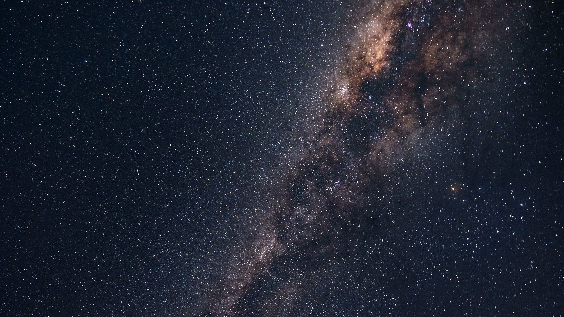 Voie Lactée Fond Décran Hd Arrière Plan 1920x1080 Id