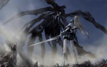 Anime - Claymore Wallpapers and Backgrounds ID : 101495