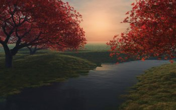 CGI - Landscape Wallpapers and Backgrounds ID : 101595