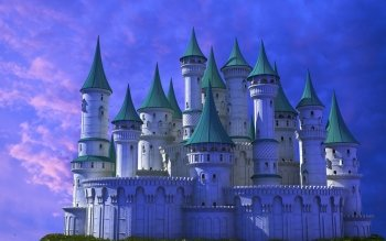 Man Made - Castle Wallpapers and Backgrounds ID : 101659