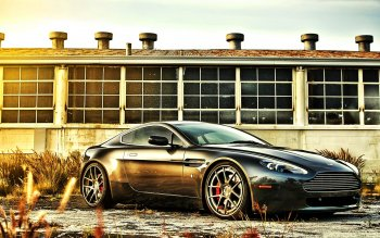 13 Aston Martin Db9 Hd Wallpapers Background Images Wallpaper Abyss