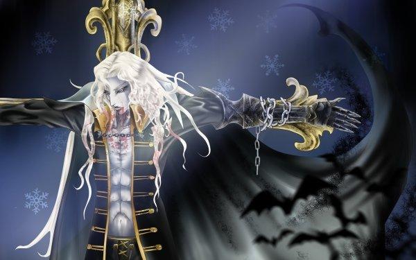 Anime Castlevania Alucard HD Wallpaper | Background Image