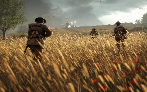 Video Game Battlefield 1 Battlefield World War I HD Wallpaper   Background Image