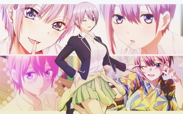 Anime The Quintessential Quintuplets Ichika Nakano HD Wallpaper | Background Image
