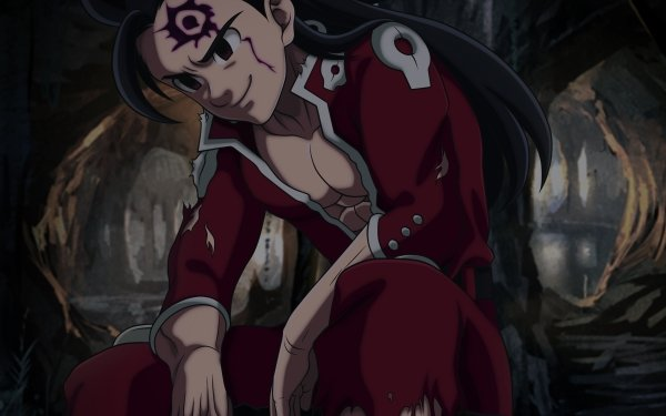 Anime The Seven Deadly Sins Zeldris Demon King HD Wallpaper | Background Image