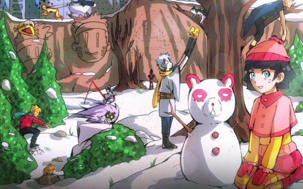 Anime Boruto Naruto Boruto Uzumaki Sarada Uchiha Sasuke Uchiha Naruto Uzumaki Mitsuki Katze Snow Himawari Uzumaki Kakashi Hatake Frosch HD Wallpaper | Hintergrund