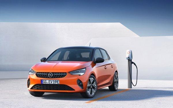 Vehicles Opel Corsa Opel Car Orange Car Compact Car HD Wallpaper   Background Image