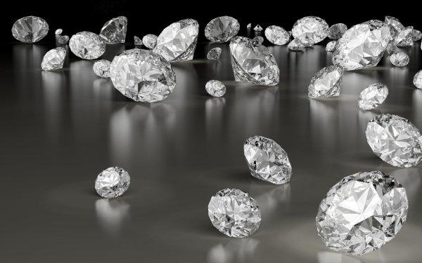 Earth Diamond HD Wallpaper | Background Image