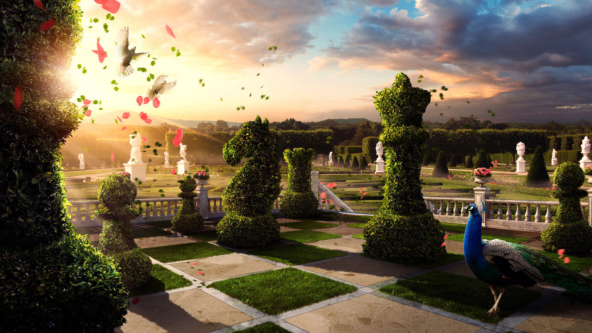 Surrealism Hd Wallpapers Backgrounds High Definition: Backgrounds - Wallpaper Abyss