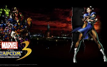 Video Game - Marvel Vs. Capcom 3 Wallpapers and Backgrounds ID : 102257