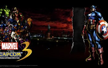Video Game - Marvel Vs. Capcom 3 Wallpapers and Backgrounds ID : 102259