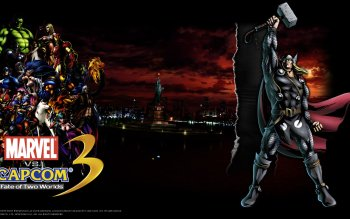 Video Game - Marvel Vs. Capcom 3 Wallpapers and Backgrounds ID : 102279