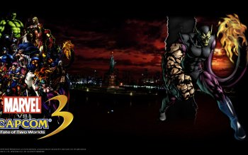 Video Game - Marvel Vs. Capcom 3 Wallpapers and Backgrounds ID : 102289