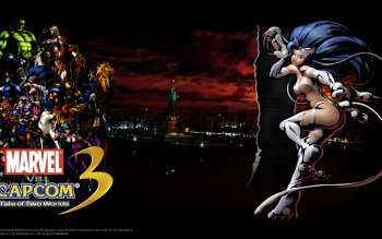 Video Game - Marvel Vs. Capcom 3 Wallpapers and Backgrounds ID : 102309