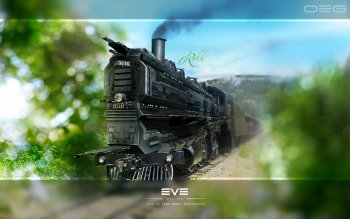Компьютерная игра - Eve Online Wallpapers and Backgrounds ID : 102425