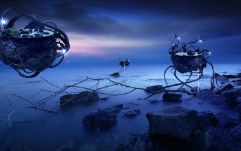 CGI - Artistic Wallpapers and Backgrounds ID : 102599