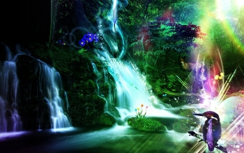CGI - Natuur Wallpapers and Backgrounds ID : 102645