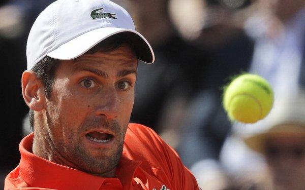 Sports Novak Djokovic Tennis Serbian HD Wallpaper   Background Image