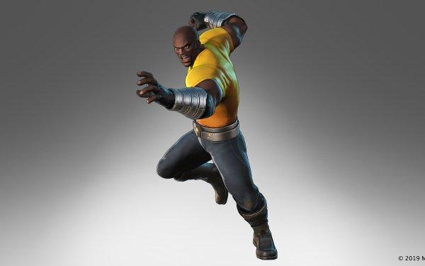 Jeux Vidéo Marvel Ultimate Alliance 3: The Black Order Luke Cage Fond d'écran HD   Arrière-Plan