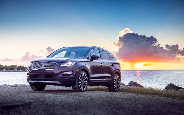 Véhicules Lincoln MKC Lincoln Voiture Purple Car Luxury Car SUV Compact Car Crossover Car Fond d'écran HD | Image