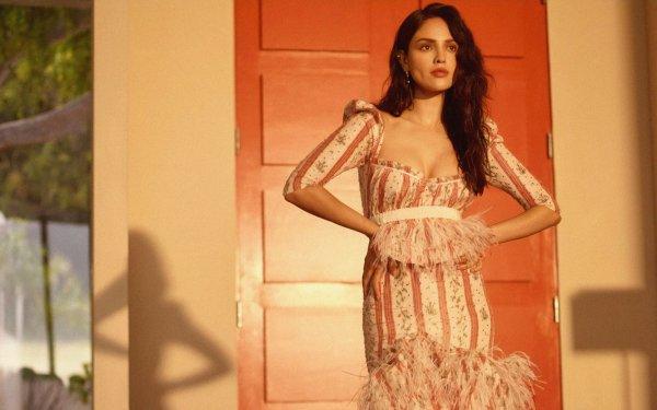 Celebrity Eiza González Actresses Mexico Actress Singer Mexican Brunette Dress HD Wallpaper | Background Image