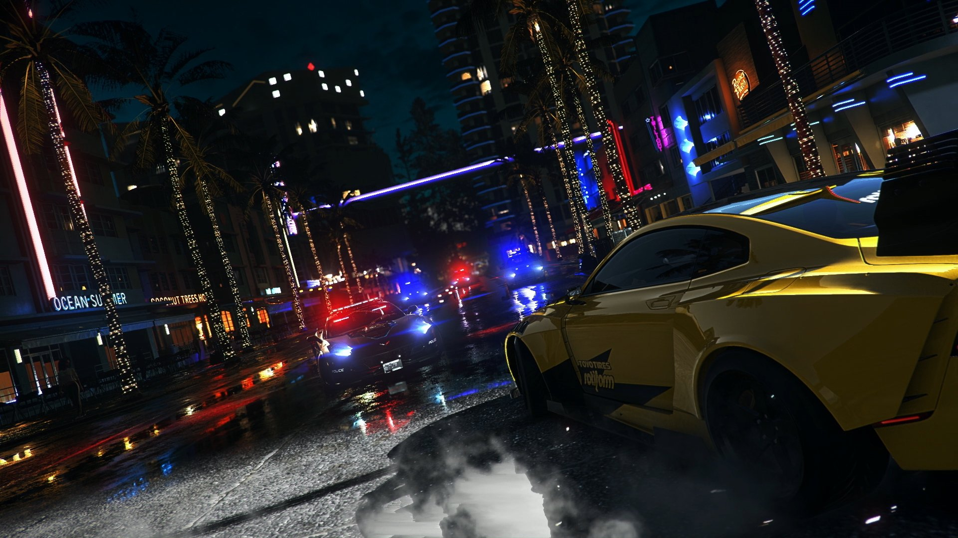Need For Speed - Heat - Persecusion policial