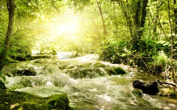 Earth - Stream Wallpapers and Backgrounds ID : 103197