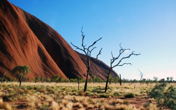 Earth - Uluru Wallpapers and Backgrounds ID : 103725