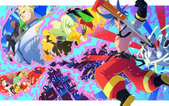 18 Promare Hd Wallpapers Background Images Wallpaper Abyss