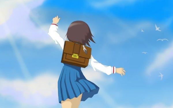 Anime True Tears Noe Isurugi HD Wallpaper | Background Image