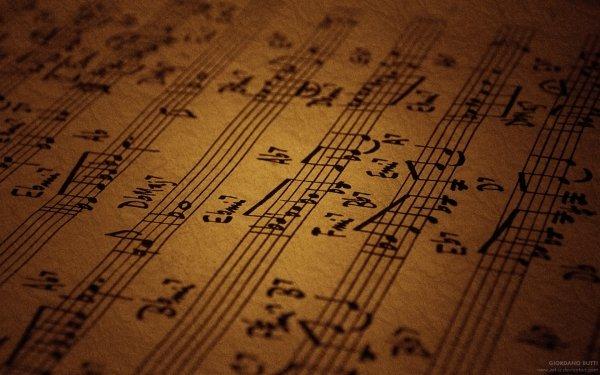 Music Music Sheet Sheet Music HD Wallpaper | Background Image