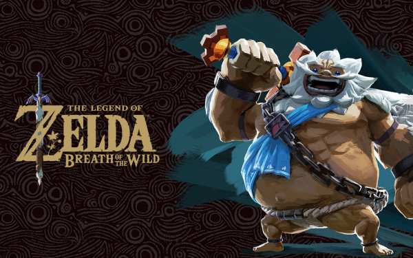 Video Game The Legend of Zelda: Breath of the Wild Zelda Daruk The Legend of Zelda HD Wallpaper | Background Image